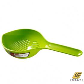 Curver 00734-598-00 Essentials nyeles szűrő zöld