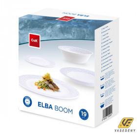 Cok 1-000309 Étkészlet 19 részes Elba