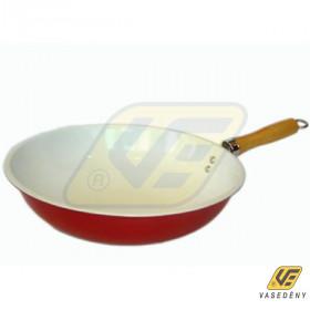 Perfect home 10264 kerámia bevonatos wok 30 cm