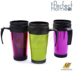 Perfect home 10289 Autós pohár színes 400 ml