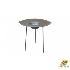 Perfect Home 10484 Öntöttvas grill tárcsa - boronatárcsa 45 cm mély