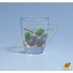 Korona 10601042 Pálinkás pohár szilvás