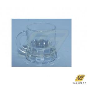 Korona 10611000 Snapszos pohár 25 ml füles