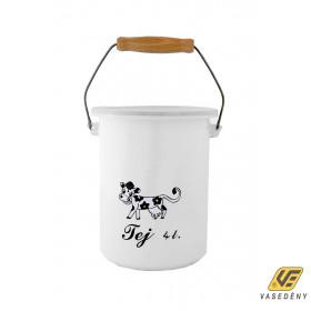 Ema-Lion Zománcozott tejkanna 2 literes