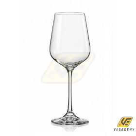 Korona 11300020 Siesta kristály kehely boros 200 ml