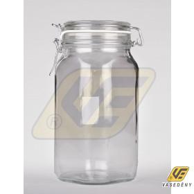 Bormioli Rocco 119506 Fido Trans csatos üveg 1,5 literes