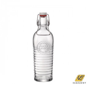 Bormioli Rocco 119840 Officina Trans 1825 csatos üveg 1,2 literes
