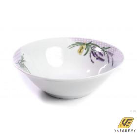 Banquet 601492L01 Porcelán tál 22,9 cm Levendula