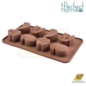 Perfect home 12382 Bon-bon készítő forma gyümölcsök