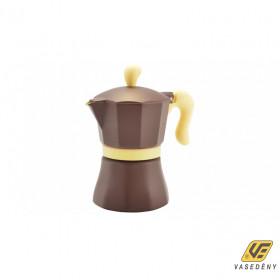 Perfect Home 12504 Kotyogós kávéfőző kerámia bevonattal 3 személyes