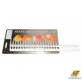 Perfect Home 12542 Fésűs grill nyárs 2 db
