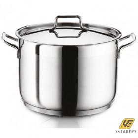 Hascevher 12822 Anett rozsdamentes fazék fémfedővel 2,4 liter