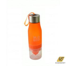 Perfect Home 12978 Kulacs gyümölcsfacsaróval 650 ml narancs