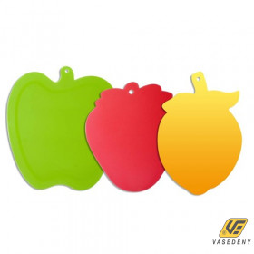 Banquet 12SY321401402CPC Műanyag vágódeszka Fruit Mix