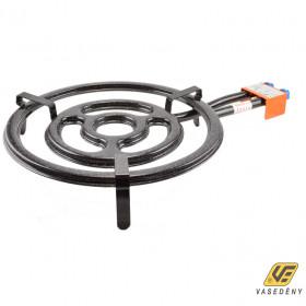 Perfect Home 13355 Paella gázégő L-50 50cm-es 3 körös