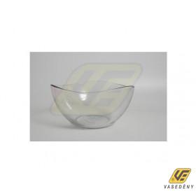 Korona 13656020 Üveg tál Vira 17 cm