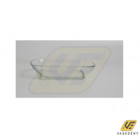 Korona 13657005 Üveg tál Defne 14,4 x 3,3  cm