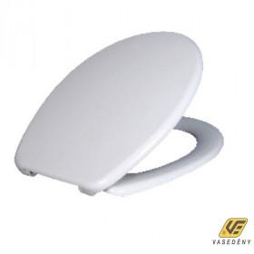 Panitalia WC ülőke, műanyag, duroplast, P-10D