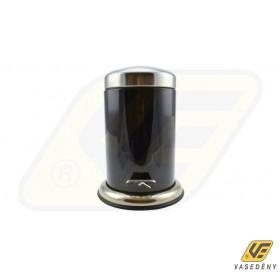 Perfect Home 15250 Pedálos szemetes 3 liter fekete