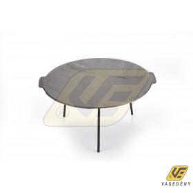 Perfect Home 15501 Öntött vas flekkensütő 45cm-es
