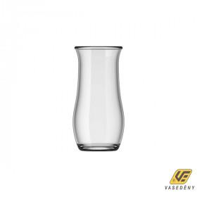 Cok 177-F1820 Üveg váza 20cm Juno