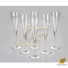 Luigi Bormioli 198123 Vinoteque Perlage FTE pezsgős pohár 6 darab