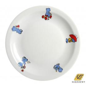 Korona 20132015 Porcelán tányér lapos macis 21cm