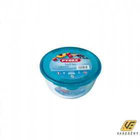 Pyrex 203212 Keverőtál műanyag fedővel 1 liter Prep and Store