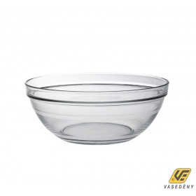 Korona 13502645 Lys Sorolható üveg tál 20,5cm