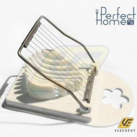 Perfect Home 28222 Tojásszeletelő műanyag