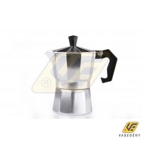 Perfect home 3 személyes aluminium kávéfőző