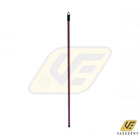 Plastor Trading 34105 Gumírozott fém nyél 1,2 m