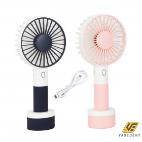 Hi Hordozható mini ventilátor műanyag 40304