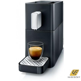 Cremesso Easy kapszulás kávéfőző 19bar fekete Ajándék Cremesso tejhabosítóval!