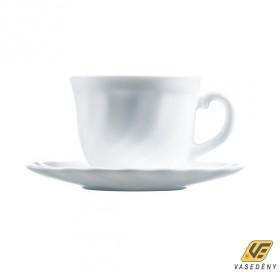 Luminarc 500014 Kávés csésze készlet 6db 22cl Opál Trianon