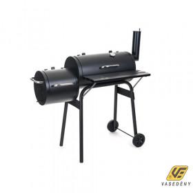 Happy Green 50102101 Grillkocsi két grill térrel egymás mellett Wayne