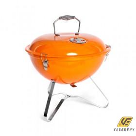 Happy Green 5022014EDO Grillsütő fedéllel Picnic Orange Kifutó!