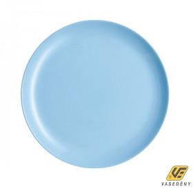 Luminarc 503023 Lapos tányér világoskék 27cm  Diwali