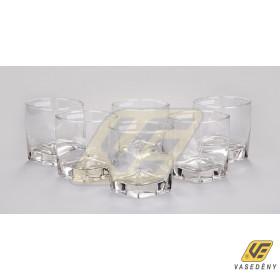 Luminarc 510024 Sterling whisky-s pohár 30cl 6 darab