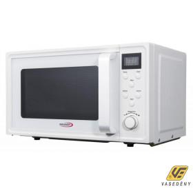 Hauser MW-821D  Mikrohullámú sütő 20 liter 700W fehér Kifutó termék!
