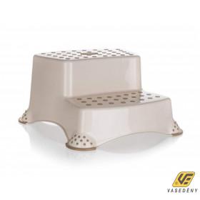 Banquet 53995124 Műanyag fellépő dupla 40x37cm bézs