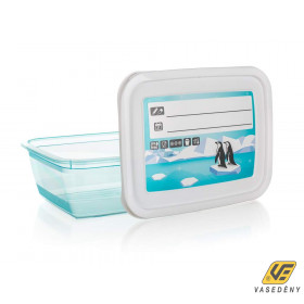 Banquet 55075012 Műanyag ételtároló doboz 0,5 liter Polar