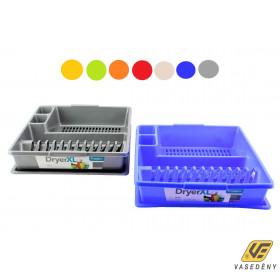Enger Műanyag edényszárító tálcával nagy Pob0307 5999036006719