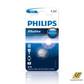 Philips PH-A-LR44-B1  Alkaline 1.5V gombelem 1db