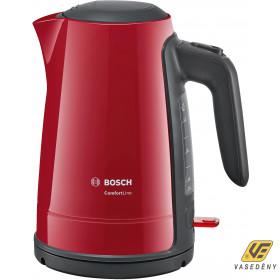Bosch TWK6A014 Comfort Line Vízforraló bordó 2400W
