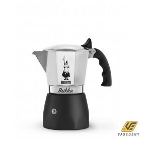 Bialetti Kávéfőző, 2 személyes, Brikka, 7312