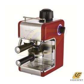 Hauser CE-929 R Kávéfőző 800W piros