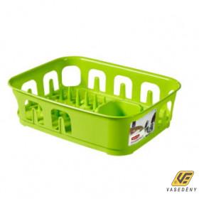 Curver 00743-598-00 Essentials edényszárító kicsi zöld