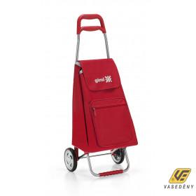 Gimi 392016 Argo bevásárlókocsi 45 literes piros