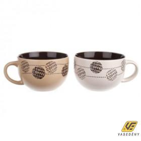 Banquet 603881 Kerámia jumbó bögre 660ml Jumbo Coffee